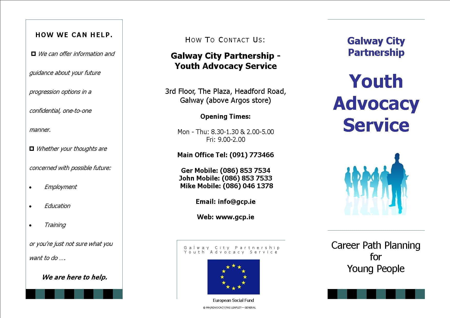 leaflet distribution business plan