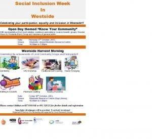 Social Incl Wk Westside