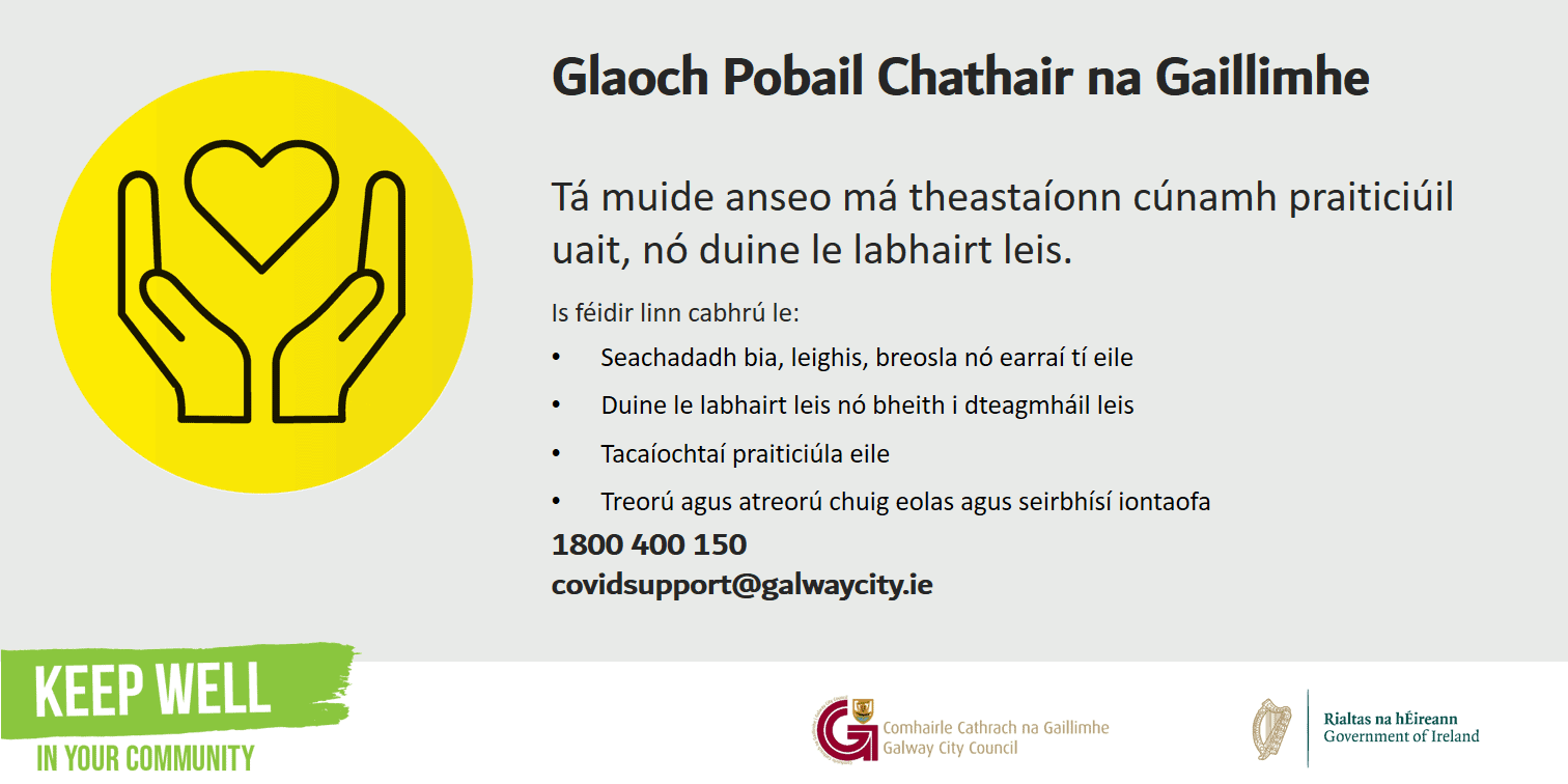 Galway City Council Community Call